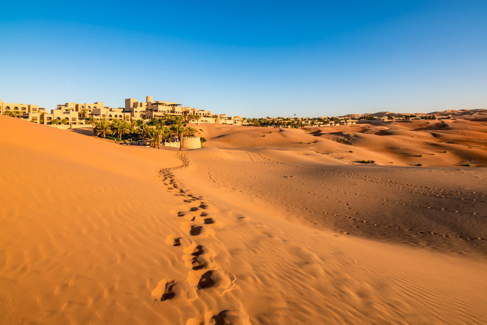 Adventure awaits inAbu Dhabi