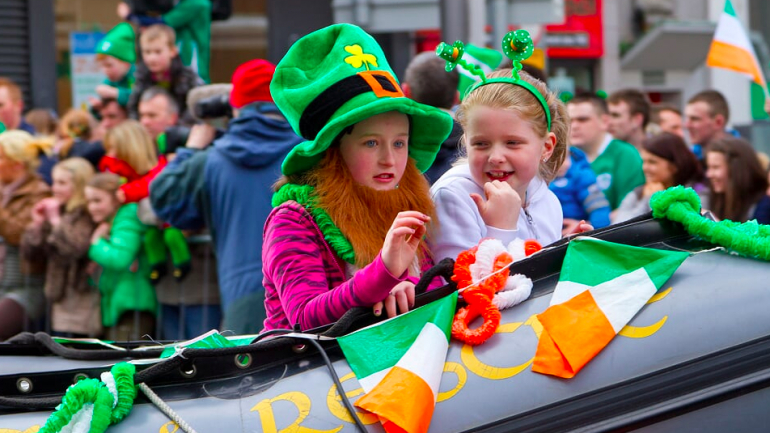 Ireland's best St. Patrick's Day festivals