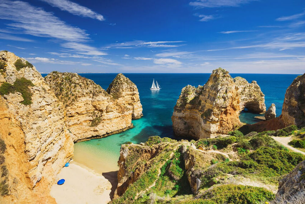 A family holiday in Albufeira, Portugal