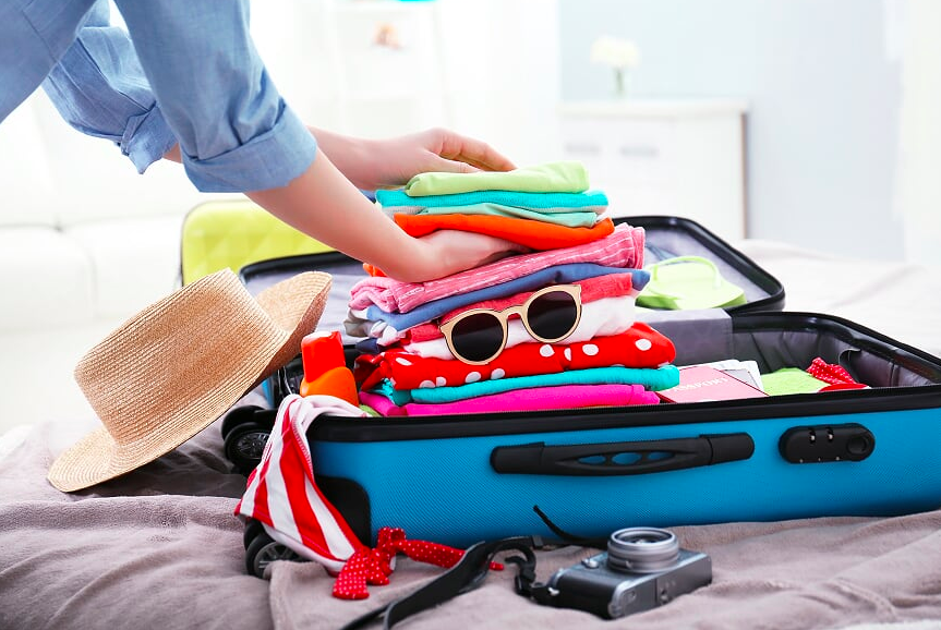 The dos and don'ts of packing
