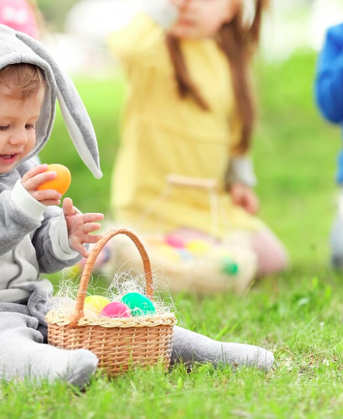 Where to stay this Easter