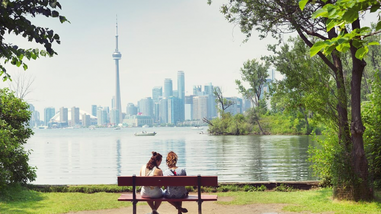 A trip to Toronto