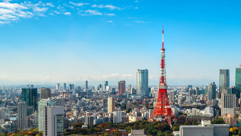 A trip to Tokyo