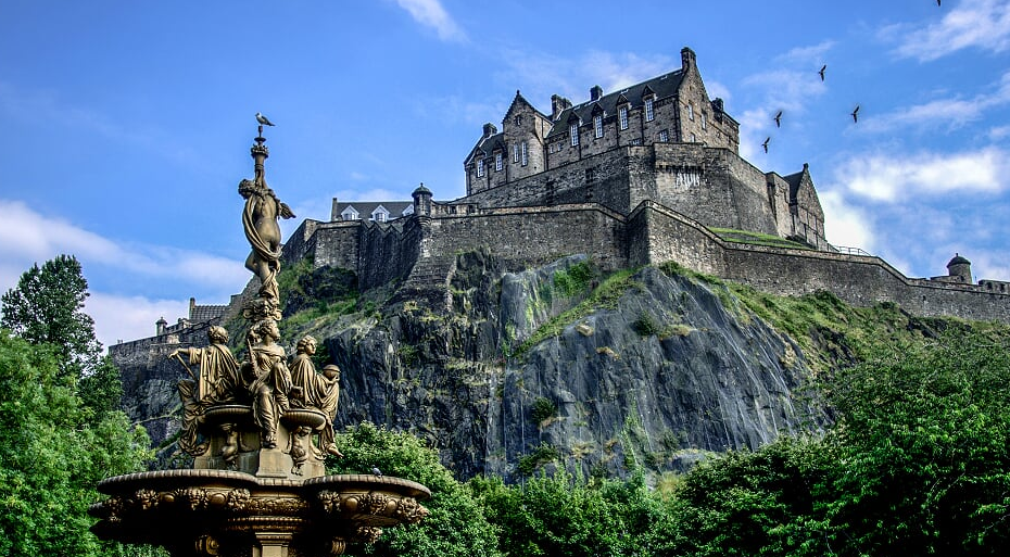 Escape to Edinburgh