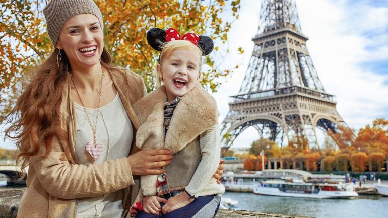 J'adore Paris avec les enfants