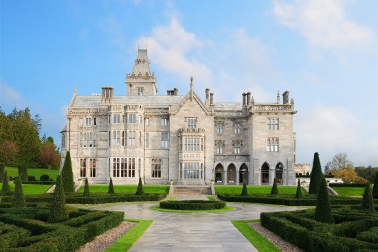 Four reasons to bring your kids to Adare Manor