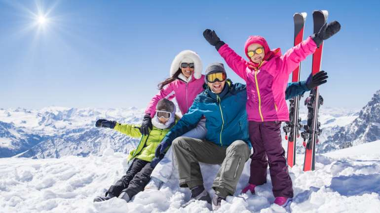 5 Kid-Friendly Ski Resorts in Europe