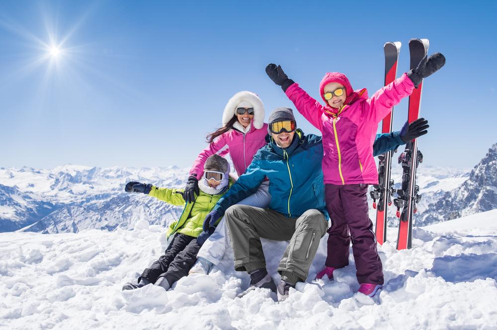 5 Kid-Friendly Ski Resorts in Europe