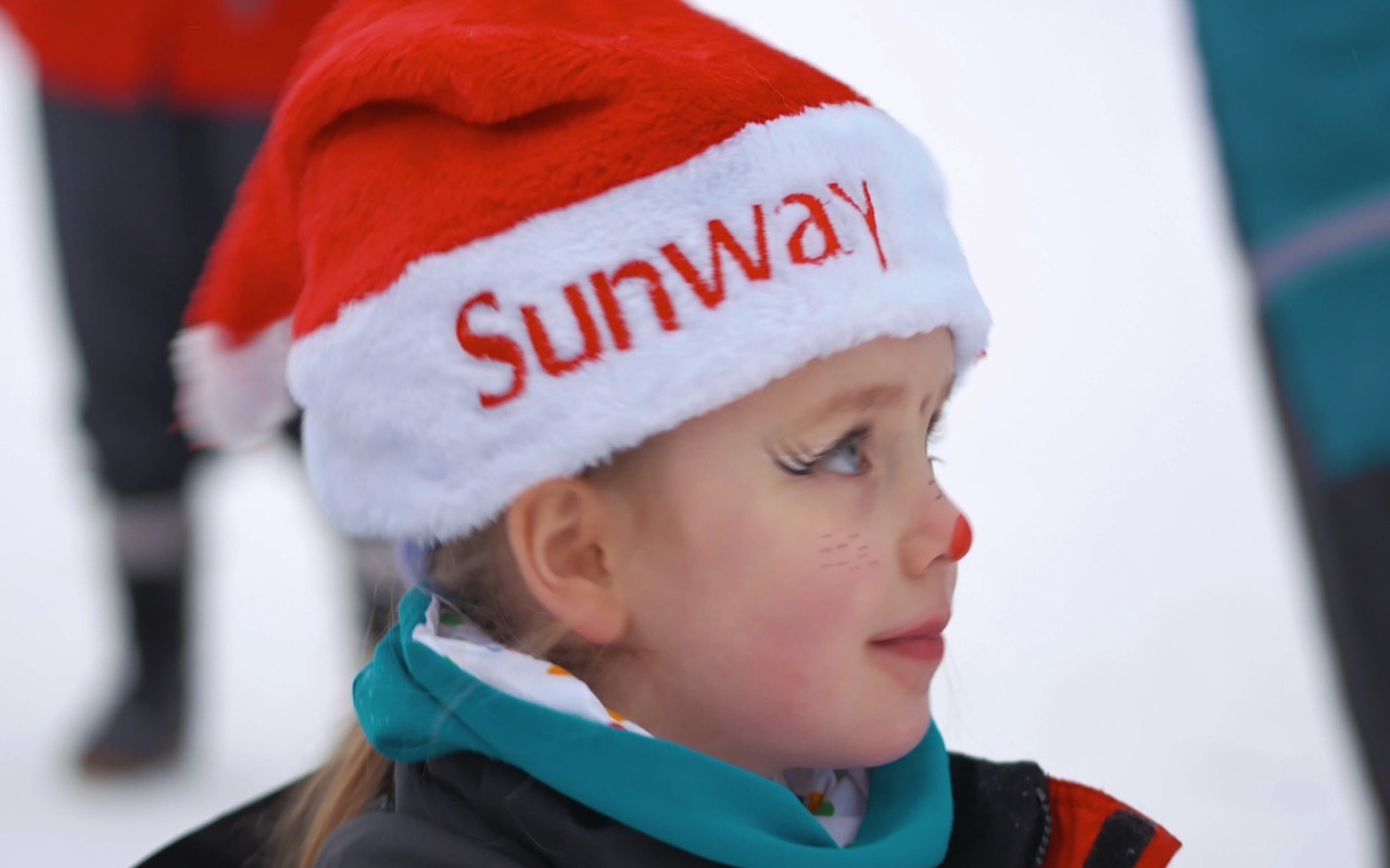 Experience the Magic of Christmas in Lapland with Sunway