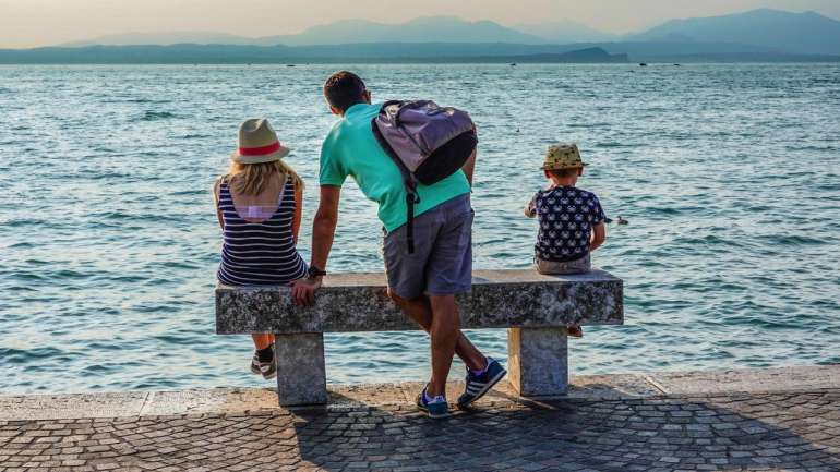 Take the Family to Lake Garda
