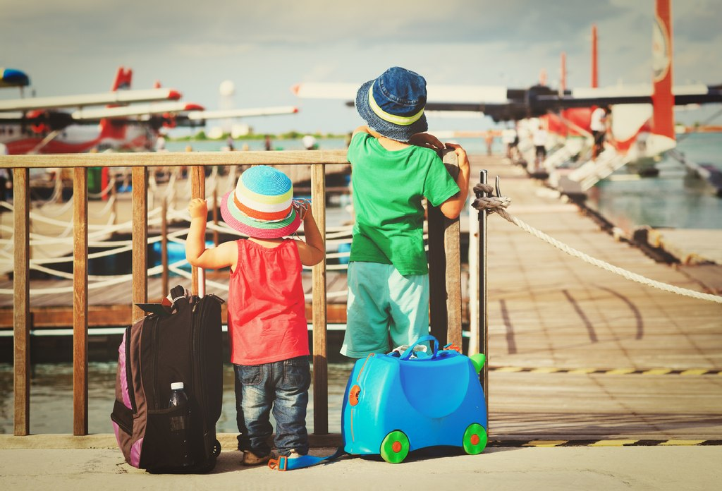 Benefits of travel with kids