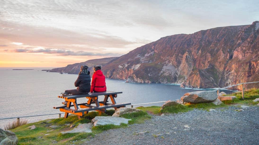 Explore beautiful Donegal