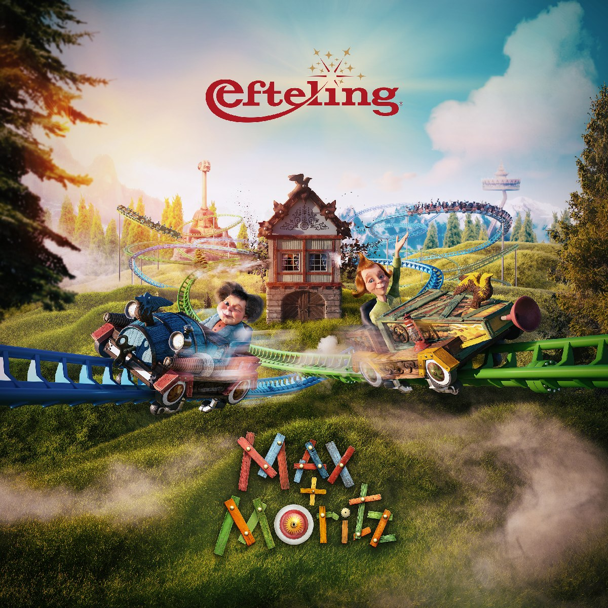 The Rascals Are Ready This Summer in Efteling