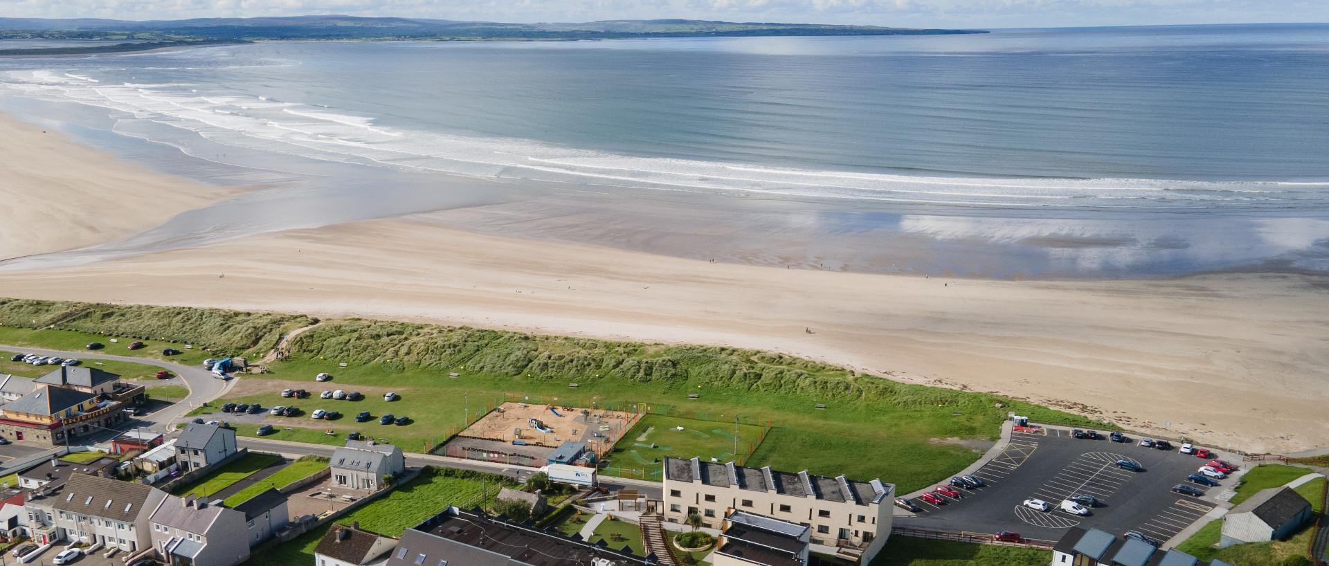 Six Irish seaside stays