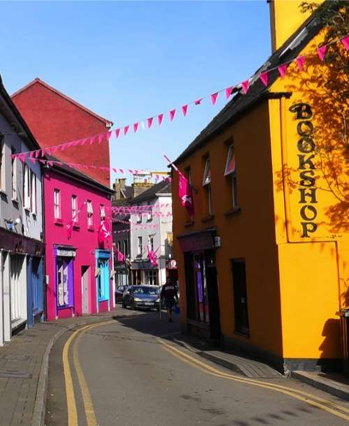What to do, see and eat in Kinsale