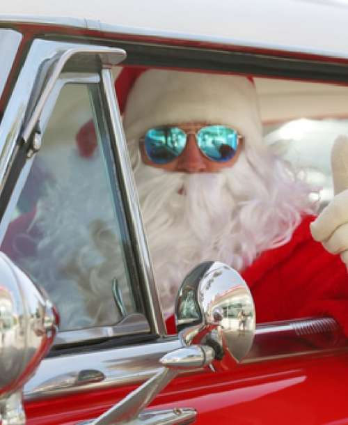 Drive-Thru Santa Grottos 2020