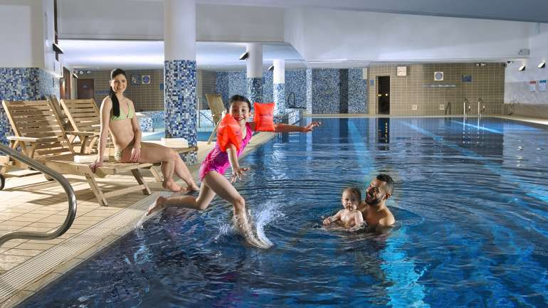 Perfect Dublin Family Hotel